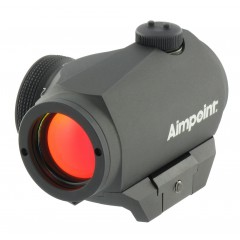 Aimpoint H1 2MOA Weaver