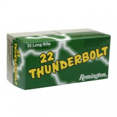 REMINGTON kal .22 LR - 2,6g/40gr High Speed THUNDERBOLT RN